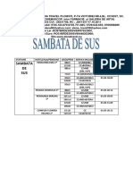 Sambata de Sus PDF