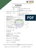Physics & Measurement