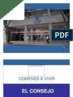 Presentación del Consejo - Charla Universidades