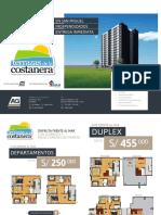 Brochure Terrazas Costanera