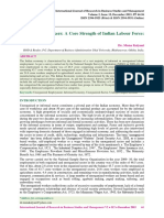 Contract Labour Act in India a Pragmatic View