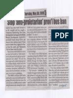 Peoples Journal, May 30, 2019, Stop anti-proletarian prov'l bus ban.pdf