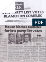 Philippine Daily Inquirer, May 30, 2019, Low party list votes blamed on Comelec.pdf