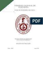 Informe 2 (Tracción)