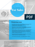 Sales Persson