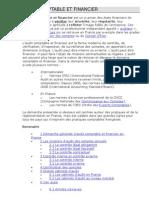 Audit Comptable Et Financier