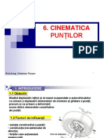 Tema 6 Cinematica Puntilor