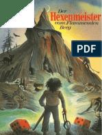 [Fantasy Abenteuer SpielBuch 01] • Der Hexenmeister Von Flammenden Berg