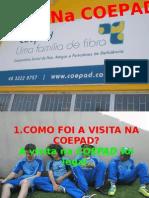 Visita Na COEPAD