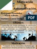 Motivación y Automotivación