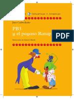 PB3 y El Payaso Rataplan-4th Grade