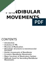263784955 Mandibular Movements