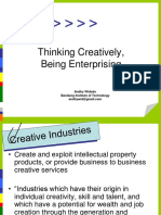 How to Make Business From Creativity