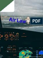Air Law Manual/Summary for EASA ATPL