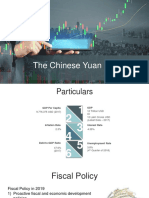 The Chinese Yuan (Renminbi)