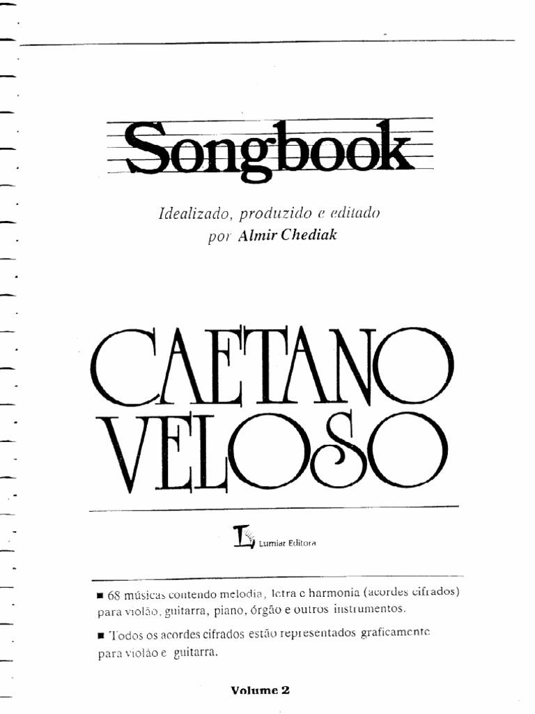 Songbook Caetano Veloso Vol 1 Ii.pdf \\\\t1
