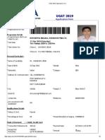 UGAT 2019_ Application Form