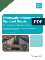 Wastewater Standard Details