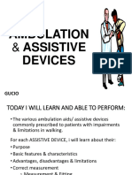 OOP1 41 Wheelchairs and Assitive Devices