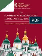 The Ecumenical Patriarchate and Ukraine Autocephaly