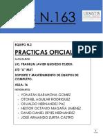 PRACTICAS OFICIALES