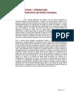 Alvula Reguladora de Presion Doblr Consig 720-45