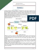 Bigdata 15cs82 Vtu Module 1 2 Notes
