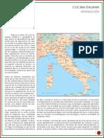 Guía de Recetas Italianas