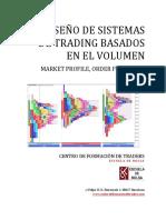 Curso Diseño Sistemas Trading Basado Volumen Market Profile Order Flow