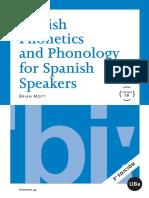 Phonetcs for Spanish Speakers