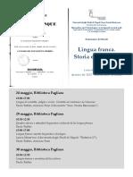 Ultima Lingua Franca (1)