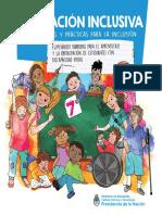Eliminando barreras para el aprendizaje y la participación de estudiantes con discapacidad visual