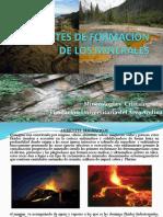 AMBIENTES DE FORMACIÓN DE LOS MINERALES.ppt.pps