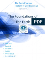 The Foundations of the Earth_The Earth Program Series by Joseph Asoh