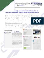 Guía de Apoyo Curso PAC on-Line