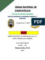 Informe de Educacion Fisica Luis