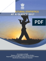 Agricultural Statistics at a Glance 2017 INDIA