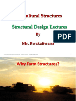 Agricultural Structures 2019