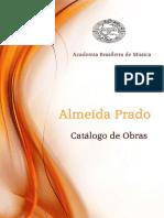 Catálogo de Obras AP