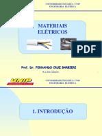Apostilade Materiais Eletricos- Full