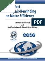 Effect of Repair Rewinding on Motor Efficiency_Optimised