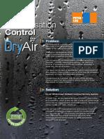 Peter Cox - Dryair Condensation Control