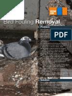 Peter Cox Birdfouling Datasheet