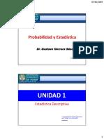 Unidad 1 PE Mayo 2019