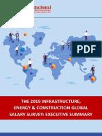 Ambe International - Salary Survey Report 2019