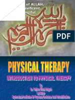 Physical Therapy Dr Tahira Nihal