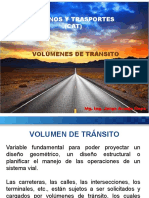 Sesion 10 Cat - Volumenes de Transito