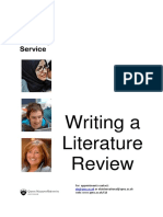 Writing a Literature Review.pdf