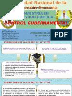 Control Gubernamental 1