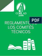 Reglamento de Los Comités Técnicos-publica